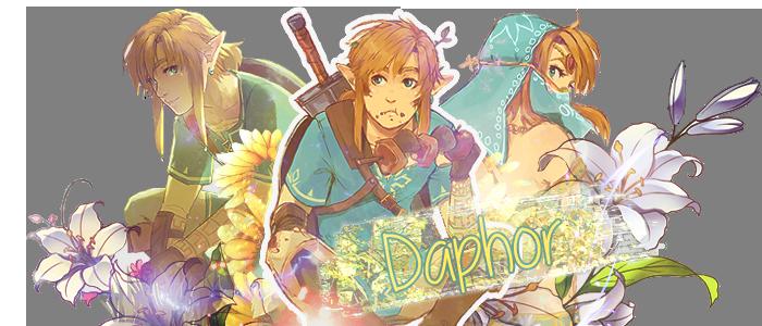 Nueva firma Link y mas Link! by Tara-Daphor