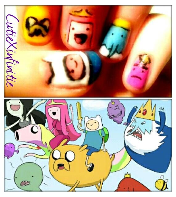 Adventure Time by CutieXinfinitie