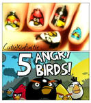 Angry Birds Nails!