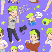 JACKABOY PATTERN by Day-Dream-Fever