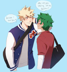 bakudeku by Day-Dream-Fever