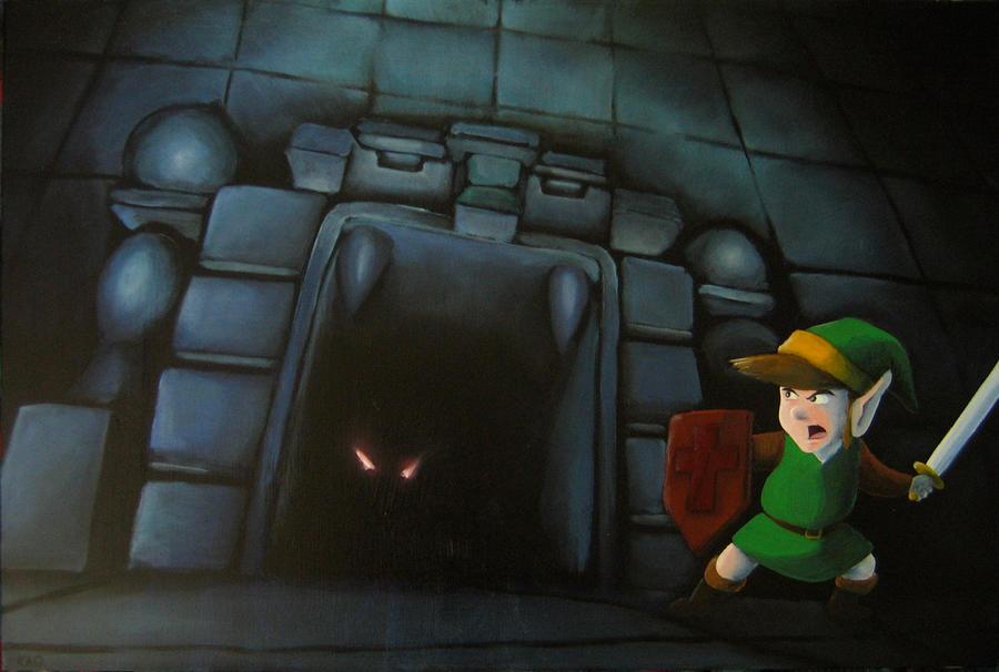 Zelda Dungeon 27