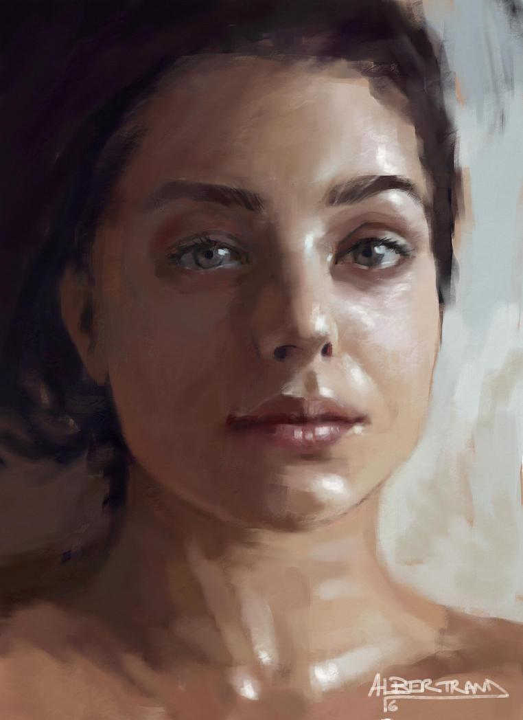 Anastasia by albertrand71