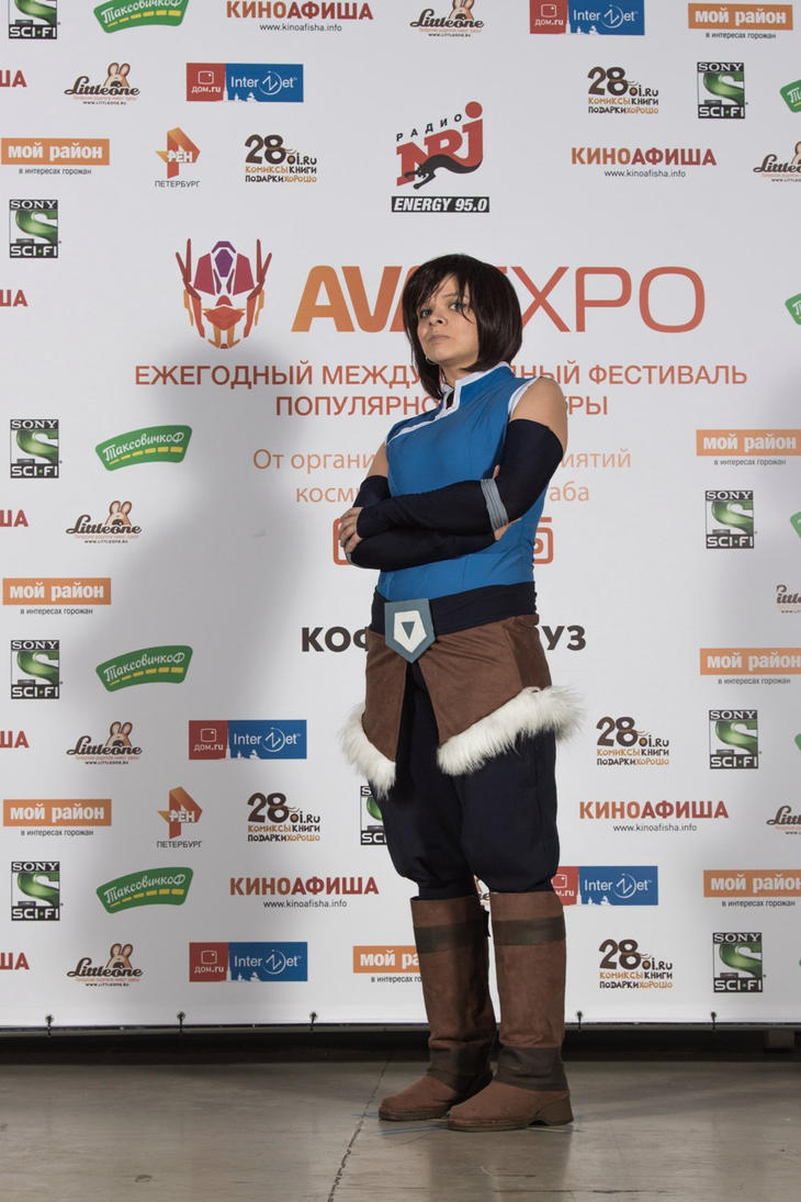 Avatar Korra- Legend of Korra by korry1317