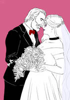 Marriage by MikuVaile