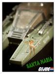 POC Shipwreck's Santa Maria -KeepitCleanCustoms by cockdizel