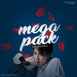 MEGA PACK #500 WATCHERS / onewsbae