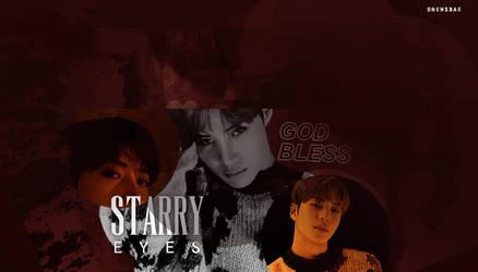 Starry eyes by AlejandraArely