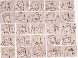 Leon Story - Characters