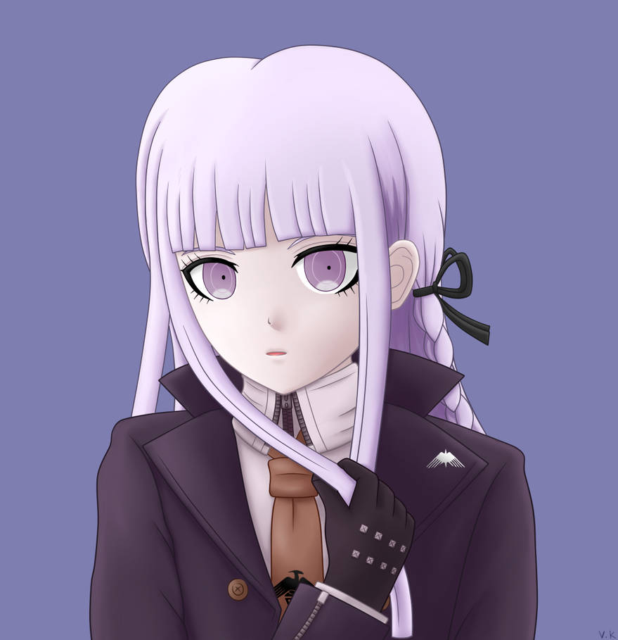 Kyoko Kirigiri by Jawineibah