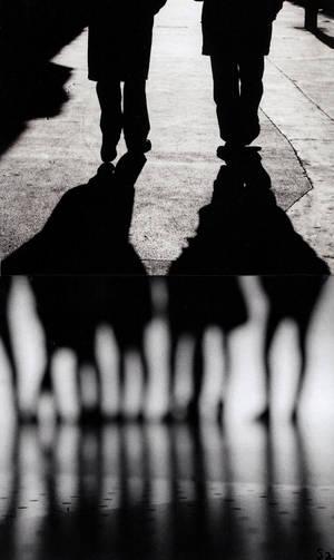 Our Shadows by annasandalaki