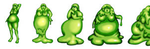 claire slime girl tf sequance