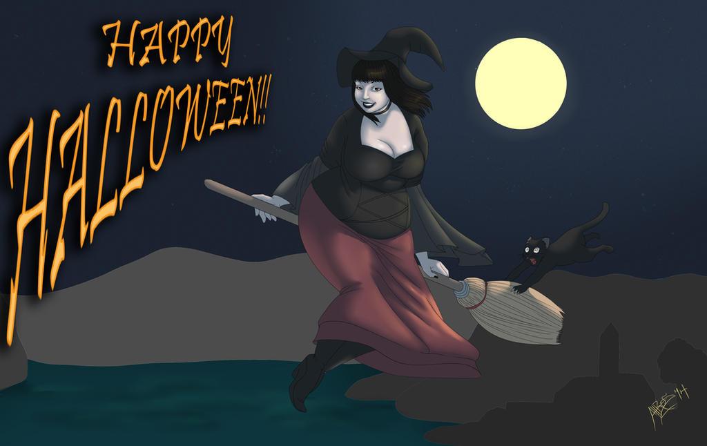 Happy Halloween in twenty fourteen :D by LordAltros
