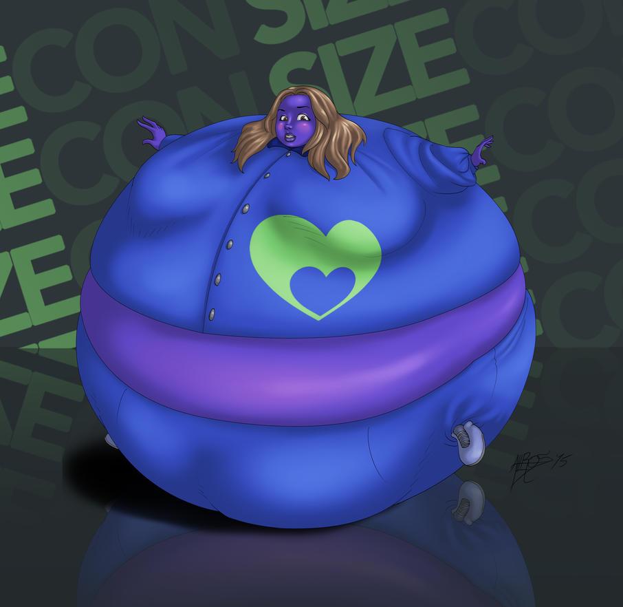 Blurberry Koa [SizeCon] by LordAltros