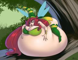 Betilla Belly Bubble by LordAltros