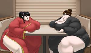Lisa and Minmei