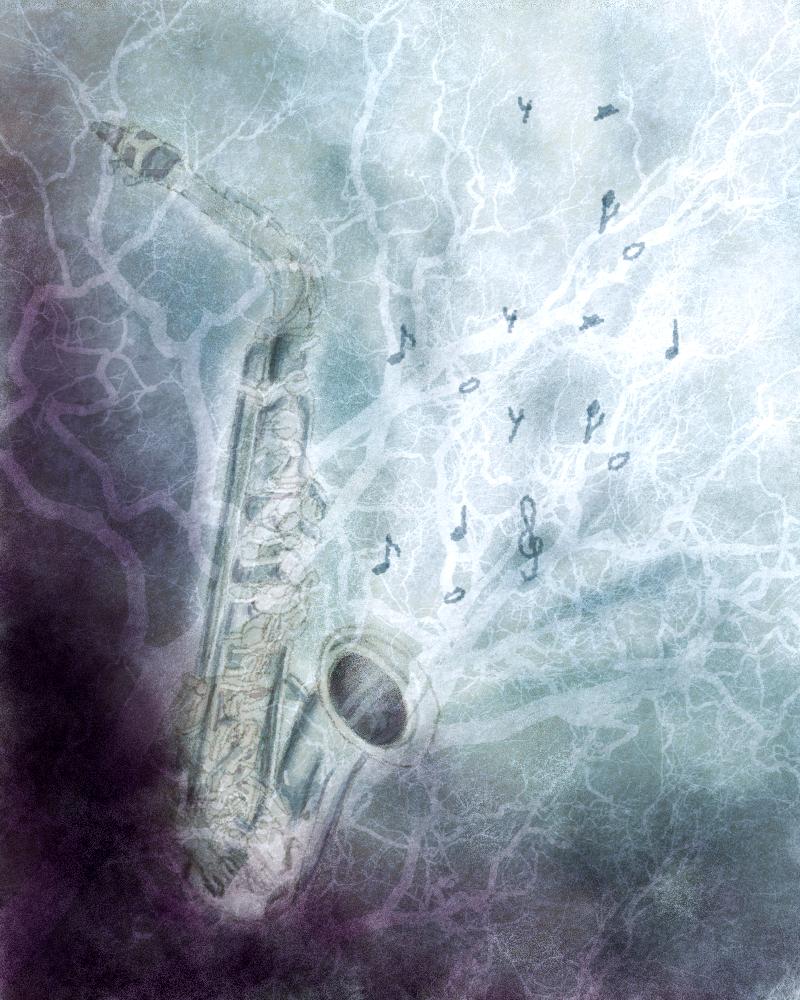 Saxophone by dwsel