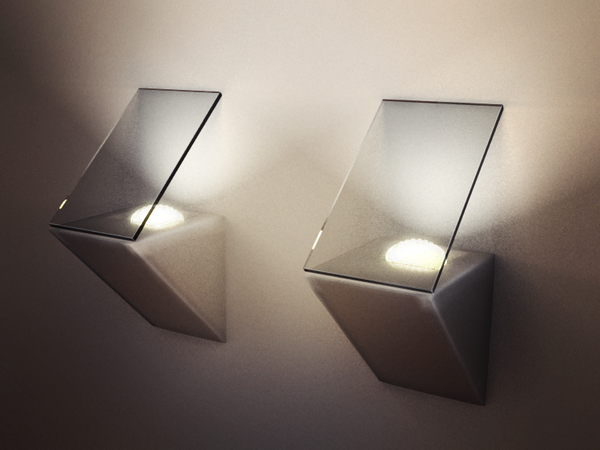 12 Lamps Wall Decor : 12-10-16 Wall lamp by dwsel on DeviantArt