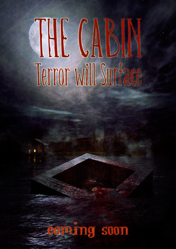 12 11 20 the cabin movie poster by dwsel on deviantart