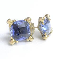 13-04-24 Checker Earring by dwsel