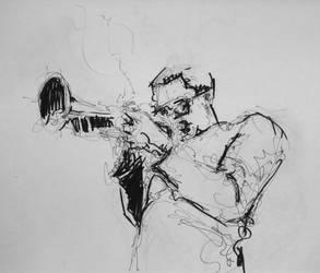 jazz sketch 2