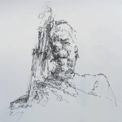 jazz sketch 3
