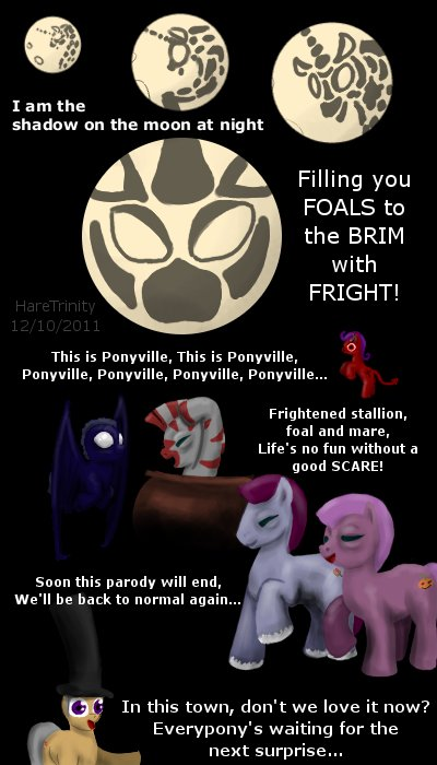Nightmare Before Ponyville 5 by HareTrinity
