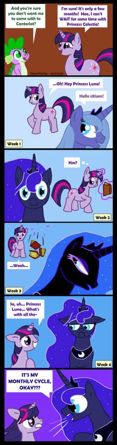 Luna mystery solution 2