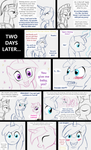 Shining Armor gets a foal sitter