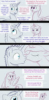 Princess foalsitter's treat