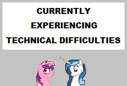 Technical difficulties by HareTrinity