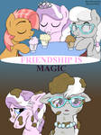 Friendship is Fickle