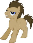 Dr Whooves grits his teeth