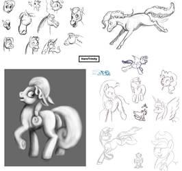 Sketch Dump - June 2014