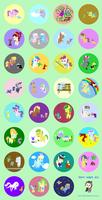 March Lagomorphs+Ponies 2015