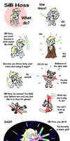 Silli Hoss What Do #1 - Star Wars