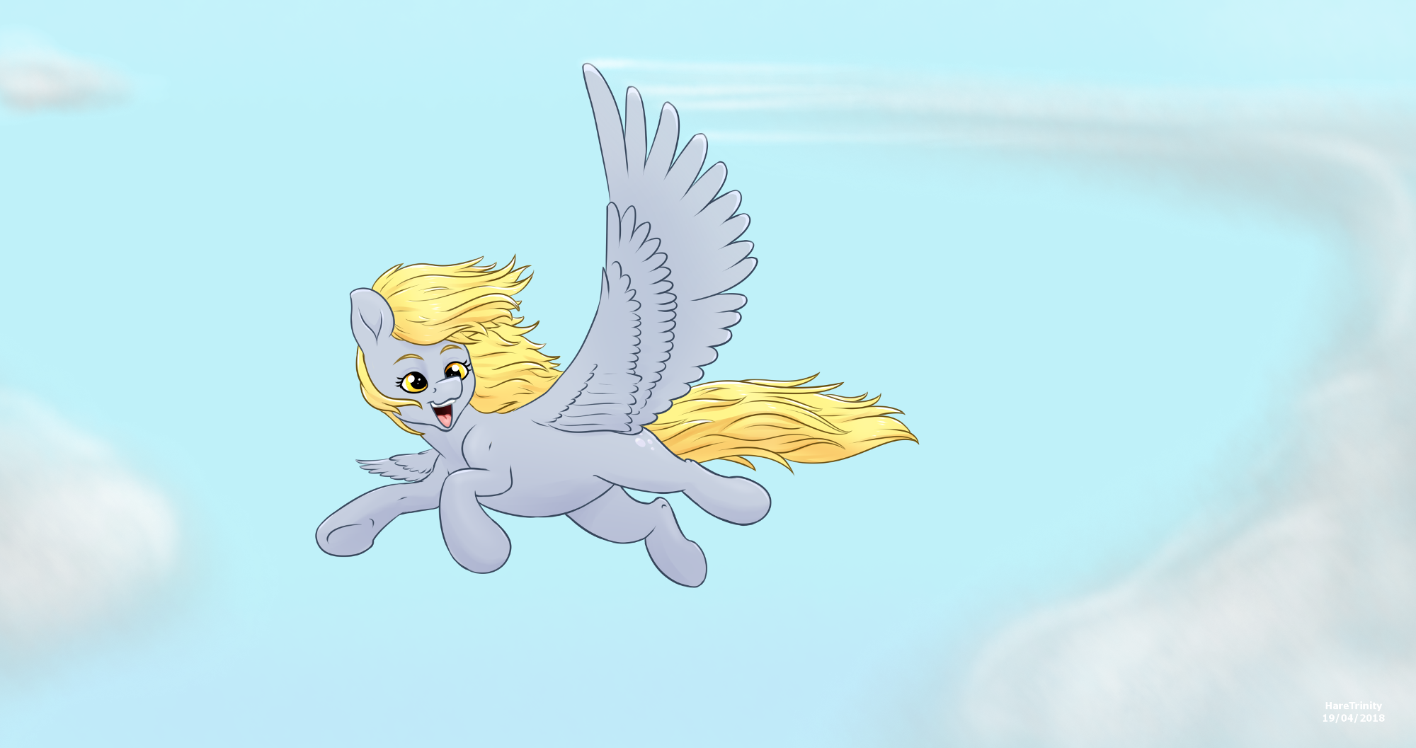 Flight of the Derp