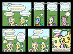 Fluttershy Leans In part 4 - The bad house