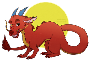 Dragon Poll - Mushu
