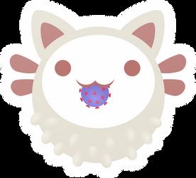 Kitty Spirit - Hearty the Health Spirit