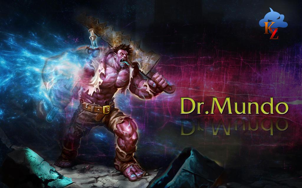 Dr.Mundo Wallpaper by GGMaster
