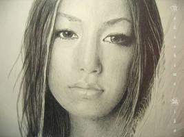 Nakashima Mika by heavenelymist