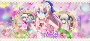 Tomori Nao by Katori-Rinfu