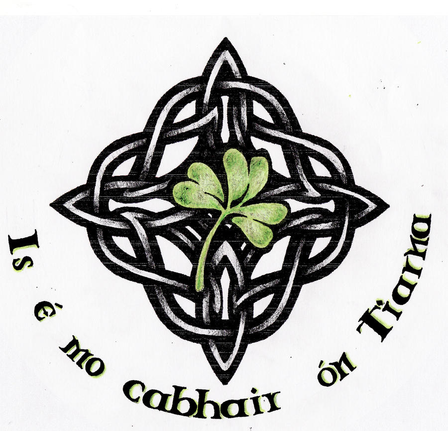 Celtic Tattoo By Rumbles93 On Deviantart