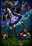 Alice what have you done colored by patty110692