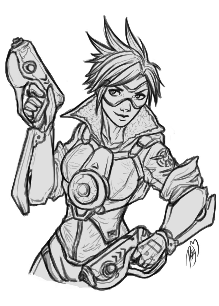 Τα yao-για της Patty The_cavalry_is_here___overwatch_by_patty110692-da0fhev