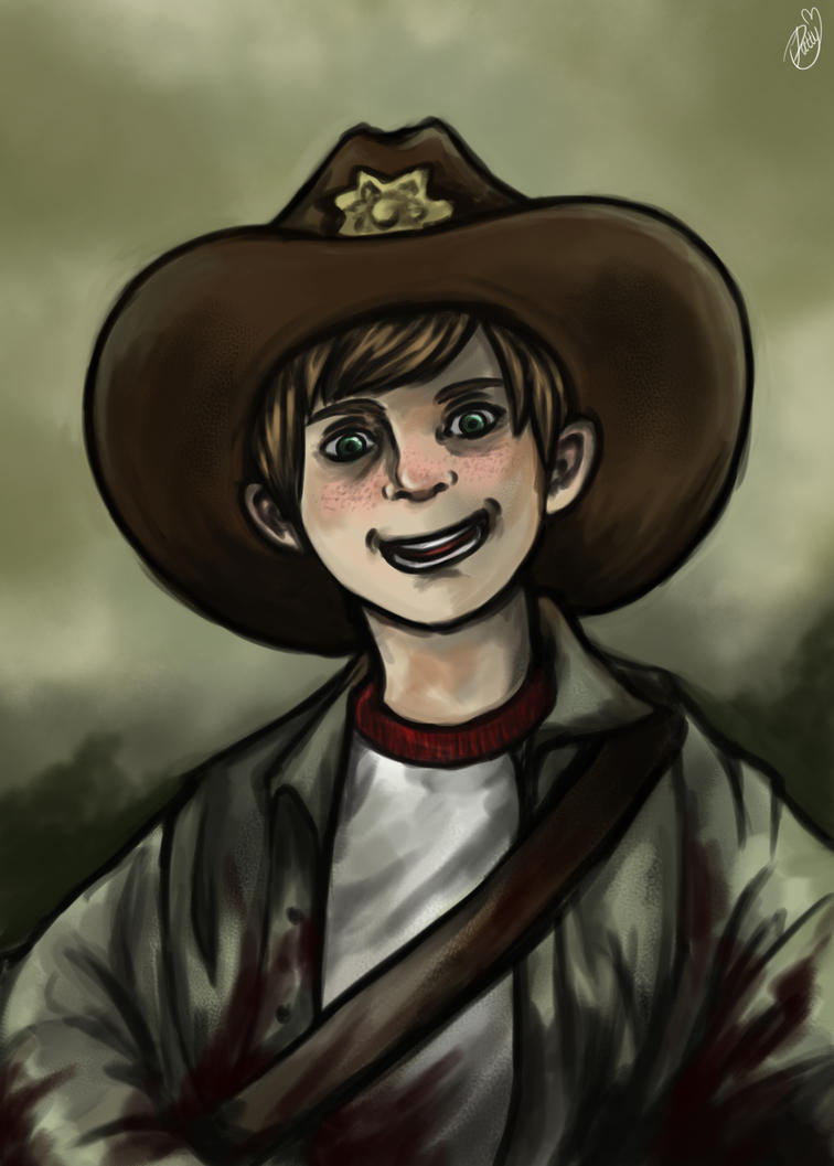 TWD-Carl s02 by patty110692