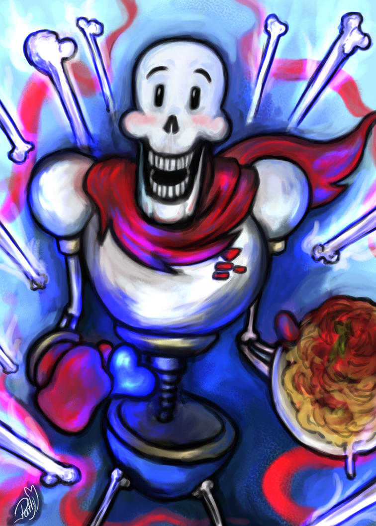 Papyrus!!! by patty110692