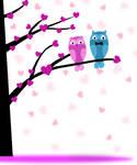 Owl' always love you by SammGray