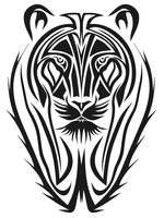 Tiger tribal by Blackbeard-1987